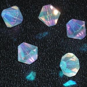 Tupi crystal ab2x 6mm. Bolsa 10 und