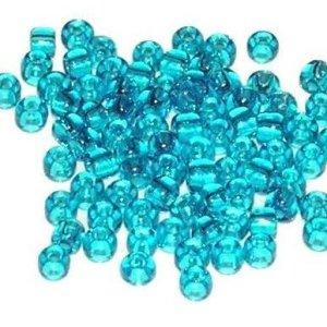 Rocalla Matsuno 10/0 topacio azul. Bolsa 5 gr