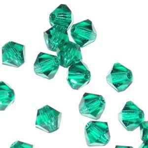 Tupi 3mm preciosa emerald. Bolsa 25 und